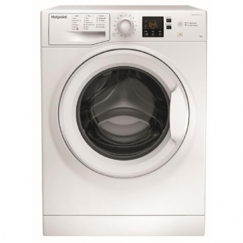 HOTPOINT NSWF843CW White 8KG Washing Machine 1400rpm